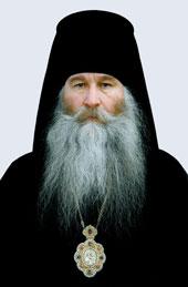 Управляющий Юго-Западным викариатством г. Москвы Феофилакт, епископ Дмитровский